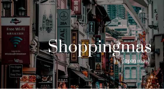 Shoppingmas- The Future of Consumers