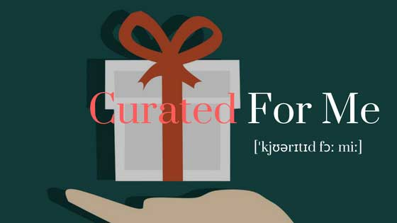 curated for me - Consumers of Future